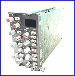 SSL Mikrofonverstärker und Eq SL501 & SL 542