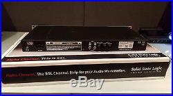 SSL Preamp + Channel Strip, EQ, Mic Pre XLogic Alpha (Solid State Logic)