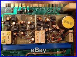 SSL Solid State Logic E series channel module the pair, 1980 vintage