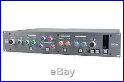 SSL Solid State Logic Fusion Analog Outboard Master Processor (Open Box Demo)