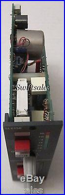 SSL Solid State Logic SL615E 2 Channel Microphone Mic Pre-Amp #1 100% Tested