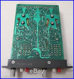 SSL Solid State Logic SL615E 2 Channel Microphone Mic Pre-Amp #4 100% Tested