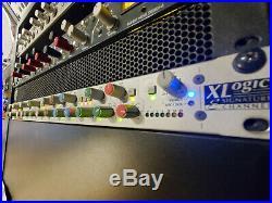 SSL Solid State Logic XLogic E Signature Channel strip mic preamp EQ compressor