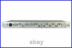 SSL XLogic Alpha Channel #03014 Mono mic pre/EQ/compressor channel strip