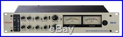Sebatron SMAC stereo optical audio compressor
