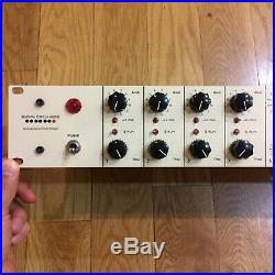 Seventh Circle Audio Preamps SCA A12 x2, T15 x2, Chassis CH01, Power Supply