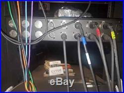 Seventh Circle Audio Rack, Five Pre's, N72 Neve clone and A12 APi, Mint Cond