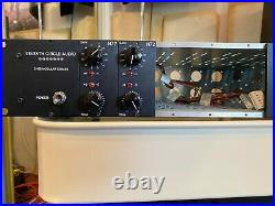 Seventh Circle Audio SCA Rack w 2xN72 Neve Preamps (1272 circuit w Carnhills)