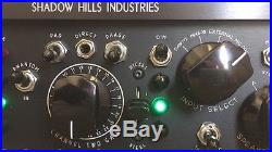 Shadow Hills Equinox 2-channel preamp 32-channel summing bus master section