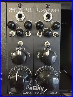 Shadow Hills Industries Mono GAMA Mic Pre 500 Series Preamp