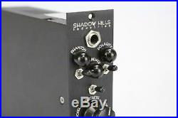 Shadow Hills Industries Mono Gama 500 Series Microphone Preamp #40877