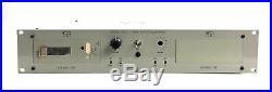 Siemens V72 im vintagetools VTCR Custom Rack tube mic preamp