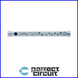 Solid State Logic Alpha-Channel Channel Strip PRO AUDIO NEW PERFECT CIRCUIT