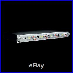 Solid State Logic Alpha VHD 4-Channel Microphone Preamp