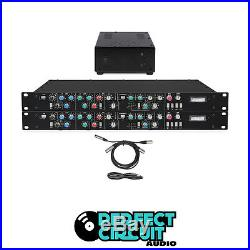 Solid State Logic SSL Custom Channel Strip PAIR USED PERFECT CIRCUIT