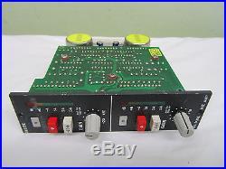 Solid State Logic SSL Dual Mic Amp SL615E