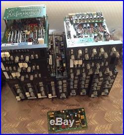 Solid State Logic SSL Modules preamps EQ
