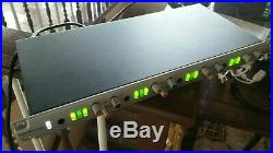 Solid State Logic SSL XLogic Alpha VHD Pre 4-Channel Mic Preamp
