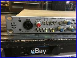 Solid State Logic SSL XLogic SUPER ANALOGUE Channel Strip Mic Pre amp /ARMENS