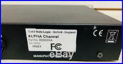 Solid State Logic XLogic Alpha Channel