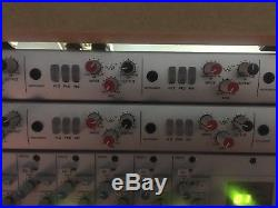 Solid State Logic Xlogic Alpha VHD 4-Channel Mic Preamp with DI (SSL Neve Pre)