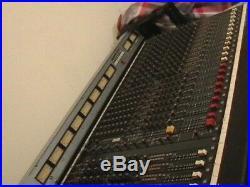 Soundcraft 8000 / 6000 Matrix channel groups (X8 channels in lot)