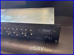 Soundcraft Spirit 8 channel Mic preamp with 24 bit AD conversion to TDIF