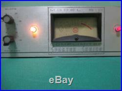 Spectra Sonics 610 comp limiter VINTAGE 1969 issue triad A-67-J Inv#117678la2345