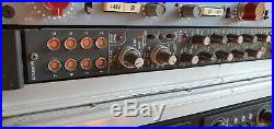 Studer 900 a channel strip mic pre, filters and 4 band parametric eq