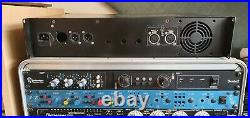 Studer 900 a channel strip mic pre, filters and 4 band parametric eq (x2)