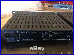 Summit Audio TD-100 Instrument Preamp and Tube Direct Box USED