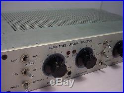 Summit Audio TPA 200-B dual channel tube preamp