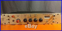 Summit MPC 100A tube mic preamp/compressor telefunken tubes