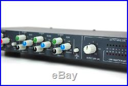 Symetrix 528 Vintage Channelstrip Preamp Compressor Limiter Expander EQ + Gewähr