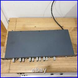 Symetrix 528 Voice Processor MIC Preamp
