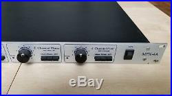 Sytek MPX-4A MPX4Aii 4 Channel Microphone Preamp Mic Pre