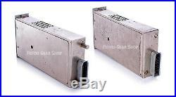 TAB Telefunken V74 Stereo Pair Rare Vintage Tube Line Preamp + Tuchel Cables