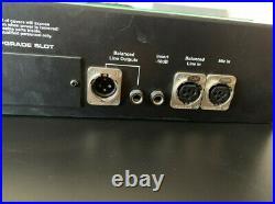 TFPRO P1 Studio Channel Preamp Opto Compressor Equalizer Joemeek