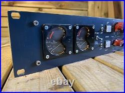 TJ Audio Pro compressor Limiter zener england Sound Vintage Mastering Mix