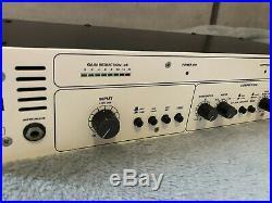 TLAudio 5050 IVORY 2 (Mono Tube Channel Strip w Opto-Compressor)