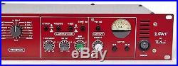 TL Audio 2 FAT Compressor Mic Preamp Kompressor Rechnung & 1.5 Jahre Garantie