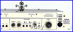 TL Audio 5050 Ivory2 Mono Valve Mic Preamp Compressor Tube Röhre + Garantie