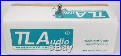 TL Audio A1 Ebony Dual Tube Preamp DI + Class A + Neuwertig + OVP + Garantie