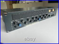 TL Audio C1 Dual Channel Valve Pre Amp Compressor Needs Servicing