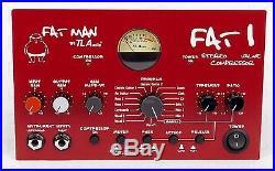 TL Audio Fat Man FAT 1 Stereo Valve Compressor + Neuwertig + Garantie