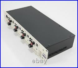 TL Audio Ivory 5001 Quad Valve Microphone Preamp