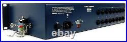 TL Audio VI1 8 Channel Valve Interface Tube Saturation + Top Zustand + Garantie