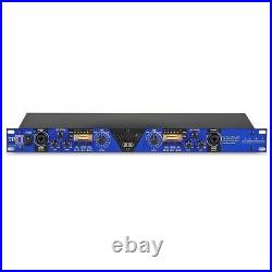 TPS II 2-Channel Variable Impedance Tube Preamp