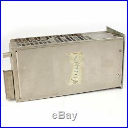 Tab/telefunken Two V76 Mono Tube MIC Preamps In Vintage King Rack S/n 599 & 592