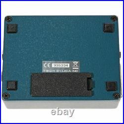 Tech 21 Q\STRIP Dual Parametric EQ Instrument DI Pedal, QST-R